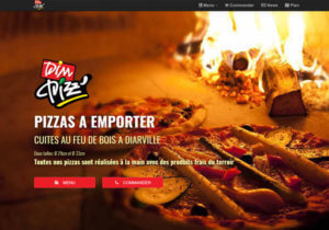 Site web :: Pizzeria