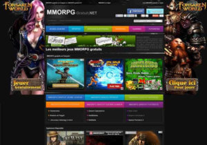 Site web :: Jeux Vidéos en ligne